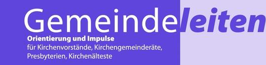 Logo der Zeitschrift Gemeinde leiten